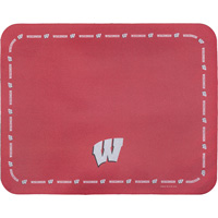 Cover Image For All Star Dogs Wisconsin Badger Placemat (Red)