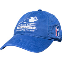 Image For Legacy Youth AmFam PGA Tour Hat (Royal Blue) *