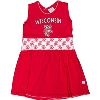 Image for Third Street Infant-Toddler Wisconsin Dress (Red/White)