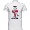 Cover Image for Bucky on Parade #GameDayBucky T-Shirt (White) 3X *