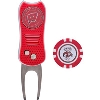 Image for Team Golf Bucky Badger Divot Tool and Chip Set