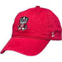 Image For Zephyr Tokyodachi Bucky Badger Hat (Red)