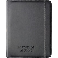 Image For Four Point Products Wisconsin Alumni Pad Holder (Black)