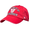 Cover Image for Under Armour Women's Wisconsin Motion W Hat (Red)