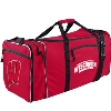Image for The Northwest Collapsible Wisconsin Duffle Bag (Red)