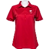 Image for Under Armour Women's Sideline Polo (Red) *