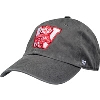 Image for '47 Brand Adjustable Bucky Badger Vault Block W Hat (Grey)