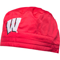 Image For Wonder Wink Motion W Scrub Cap (Red)