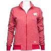 Image for Under Armour Women's Wisconsin Full Zip Jacket (Red)