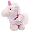 Image for Mascot Factory Plush Unicorn Bucky Bandana