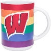 Image for Neil Enterprises, Inc. Wisconsin Rainbow Mug