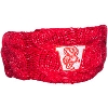 Cover Image for Wear-A-Knit Wisconsin Earband (Red/White)