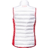 Cover Image for Columbia Women's Wisconsin Reversible Down Vest (White/Red)