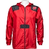 Image for Columbia Wisconsin Windbreaker (Red/Black) *