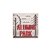 Cover Image For Alumni Park Pin