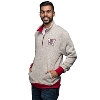 Image for '47 Brand Vault ¼ Zip Sweater (Heather/Natural)