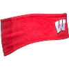 Image for '47 Brand Wisconsin Fleece Headband (Red)