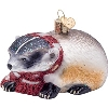 Image for Old World Christmas Badger Ornament