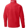 Cover Image for Columbia WI Badgers Flanker II Fleece Jacket (Red)*