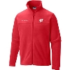 Cover Image for Under Armour Wisconsin ¼ Snap Long Sleeve (Red)
