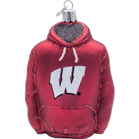 Image For Old World Wisconsin Hoodie Ornament
