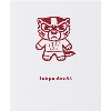 Cover Image for Roaring Spring Tokyodachi Bucky Badger Notebook (Red)