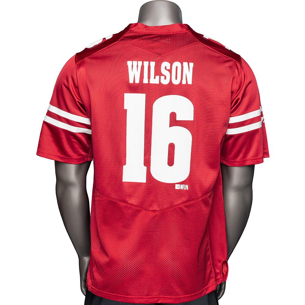 new products d240f 94afb Under Armour Russell Wilson Jersey (Red) 3X | University ...