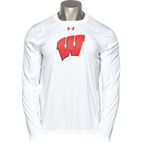 Image For Under Armour Motion W Long Sleeve (White) *
