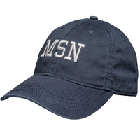Image For Legacy Adjustable Madison Hat (Navy)