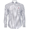 Cover Image for Cutter & Buck Wisconsin Tailored Button Down (Gray/White)