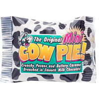 Cover Image For Baraboo Candy Company, LLC The Original Cow Pie Mini