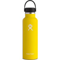 Cover Image For Hydro Flask 21 oz Standard Mouth Bottle (Lemon)