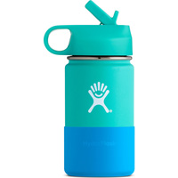 Image For Hydro Flask 12 oz Kids Wide Mouth Bottle (Mint)