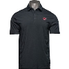Image for Under Armour Wisconsin Motion W Cotton Polo (Black) 3X