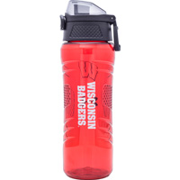 Image For Spirit Products Under Armour WI Water Bottle (Red)