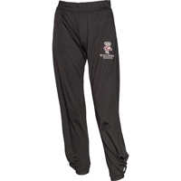Image For League Unwind Women's Bucky Badger Joggers (Black)*