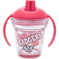 Cover Image For Tervis Bucky Badger Sippy Cup