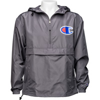 Image For Champion Packable Jacket (Graphite)