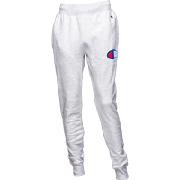 Image For Champion Reverse Weave Joggers (Silver Gray)*