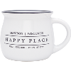 Image for Neil Enterprises, Inc. Madison, WI Happy Place Mug (White)