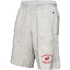 Image for Champion Wisconsin Badgers Shorts (Gray)