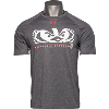 Image for Under Armour Bucky Badger Eyes T-Shirt (Charcoal)