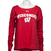 Cover Image for Boxercraft Womens University of Wisconsin Long Sleeve (Blk)*