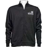 Image For Clique American Family Insurance Full Zip (Black) *