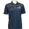 Image for Cutter & Buck American Family Polo (Navy Blue/Gray) *