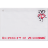 Cover Image for Authentic Street Signs Wisconsin Badgers Ave. Sign (Red)