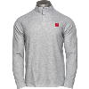 Image for Under Armour Wisconsin ¼ Snap Long Sleeve (Gray)