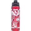 Image for Neil Enterprises, Inc. Vault Bucky Badger Water Bottle (Red)