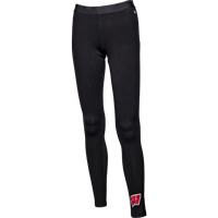 Cover Image For Champion Women's Wisconsin Leggings (Black)