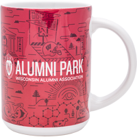 Image For Neil Enterprises, Inc. Alumni Park Mug